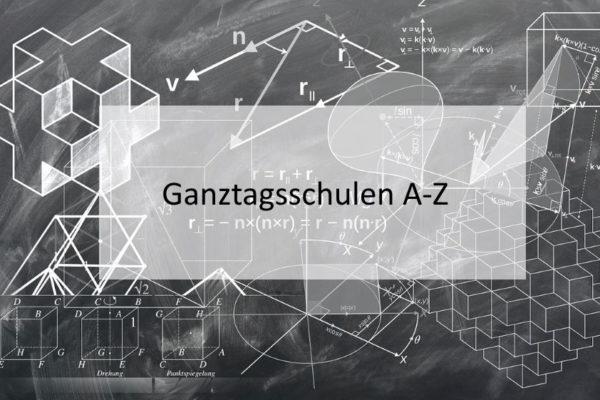 Ganztagsschulen in Niedersachsen von A bis Z