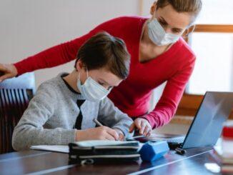 Schul- und Kitabetrieb im Lockdown: Distanzlernen, Wechselunterricht und Notbetreuung