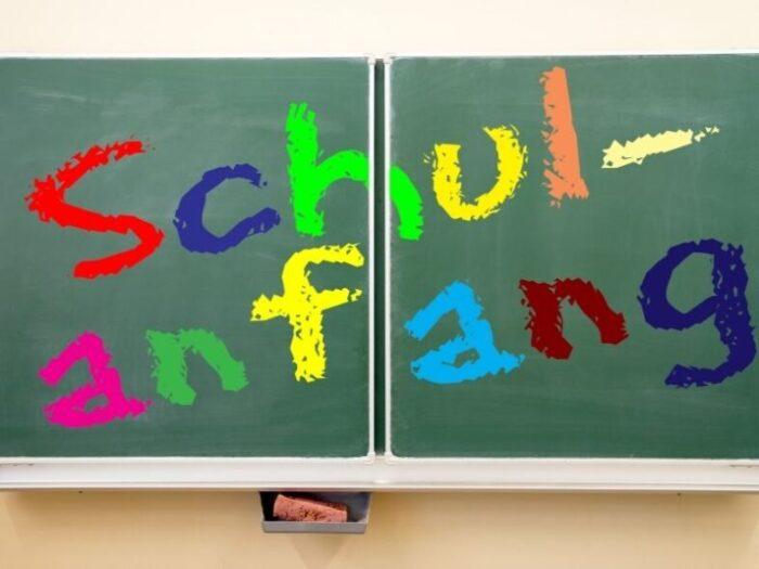 Start ins Schuljahr 2021/2022